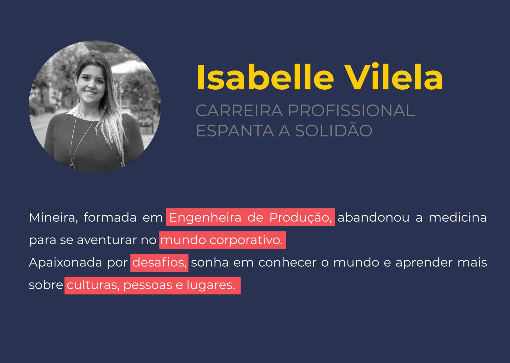 Isabelle Vilela