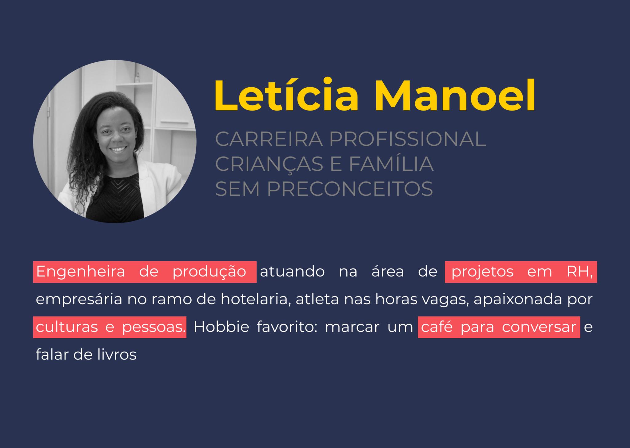 Leticia Manoel