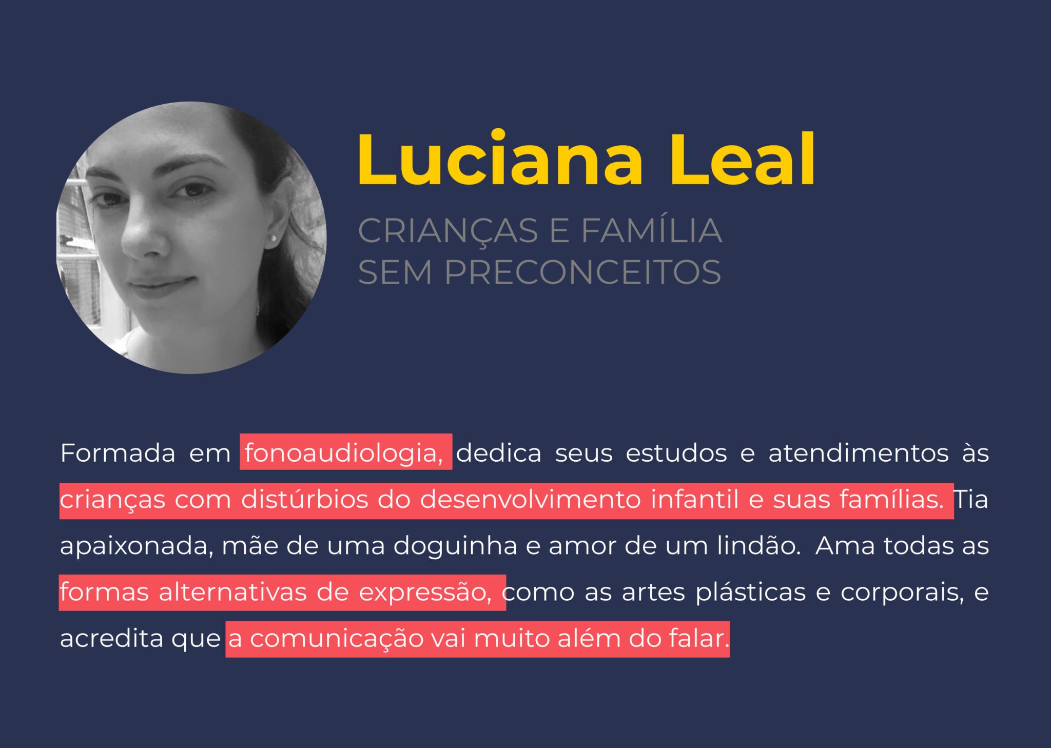 Luciana Leal