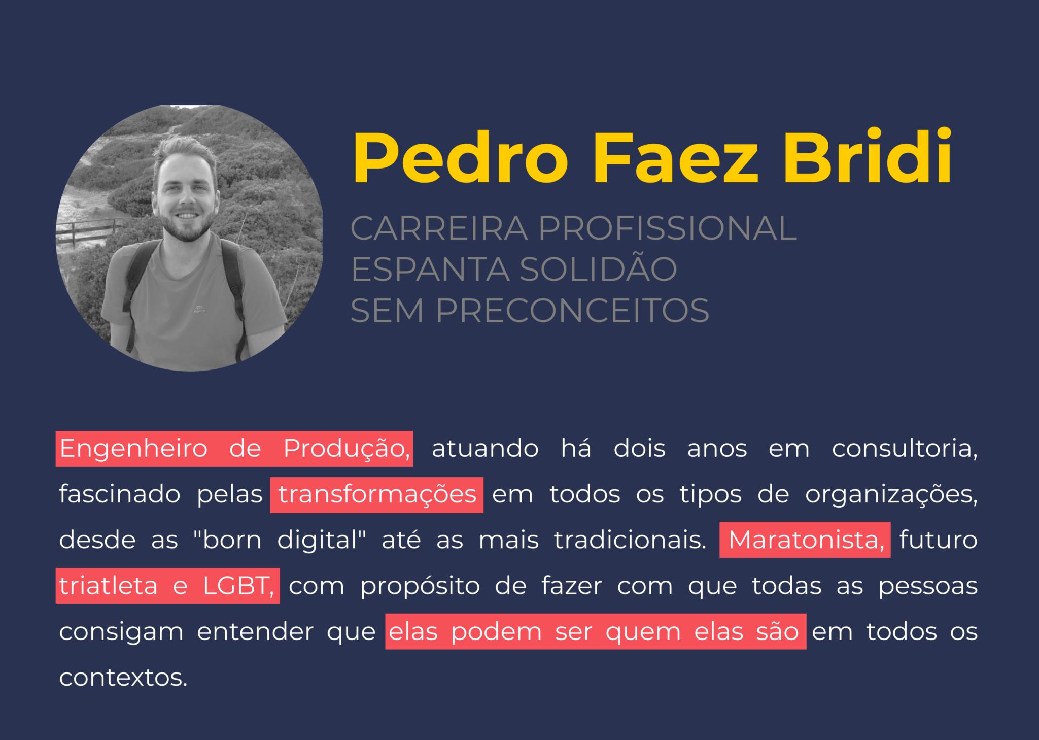 Pedro Faez Bridi