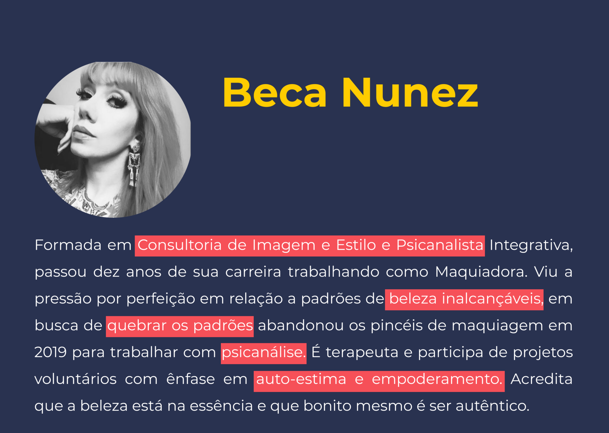 Beca_minibio