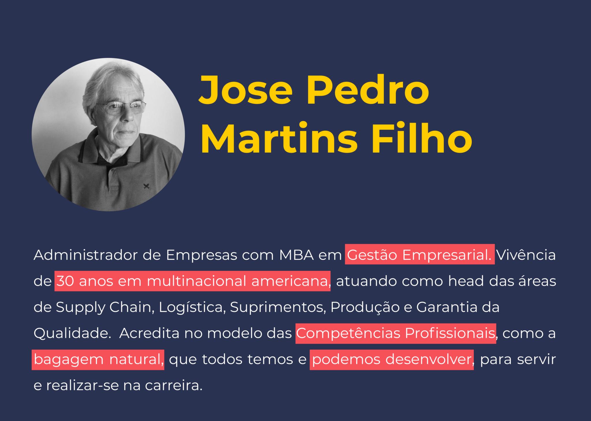Jose Pedro Martins Filho_minibio